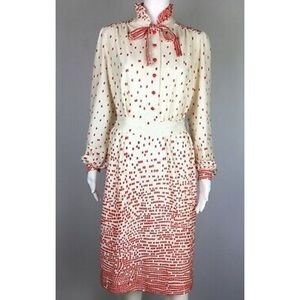 Dresses & Skirts - Lillian Russell Vintage Dress 50s-60s